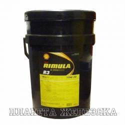 Масло Shell Rimula 10W30